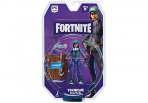 FORTNITE FIGURKA 1 PACK TEKNIQUE