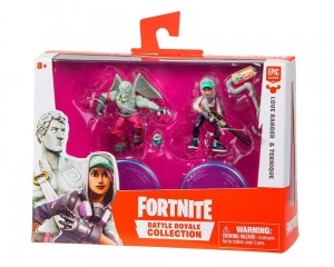 FORTNITE 2 PACK FIGUREK AKCESORIA MFN63507
